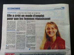 femmes - réussite - carrière - entreprendre - entrepreneuriat - accompagnement - coaching - BoostElles - empowerment - égalité professionnelle