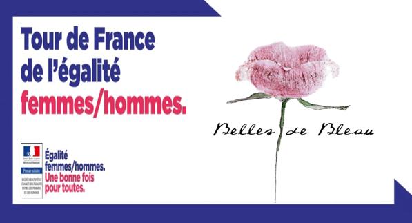 Belles de Bleau – Tour de France de l'Égalité