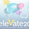 """""""Le futur est un présent, ensemble osons !"""" #Elevate2018"""