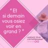 Les news de l'Agence pour l'Entreprenariat Féminin